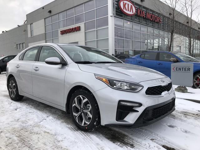 2019 Kia Forte EX (Stk: 21450) in Edmonton - Image 1 of 17