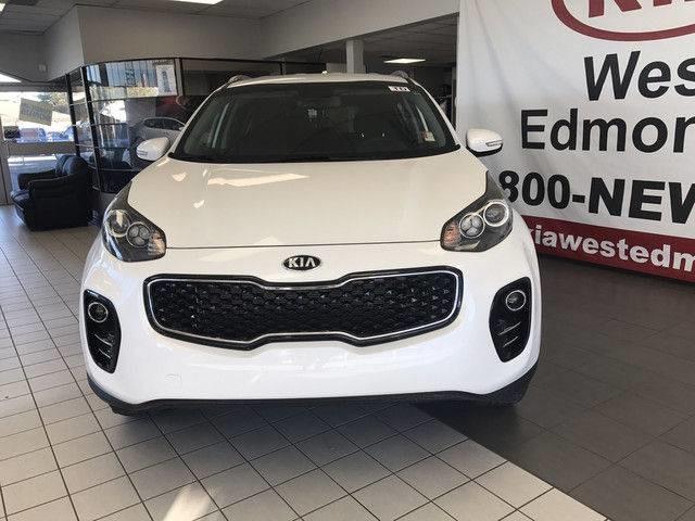 2019 Kia Sportage EX (Stk: 21470) in Edmonton - Image 2 of 16