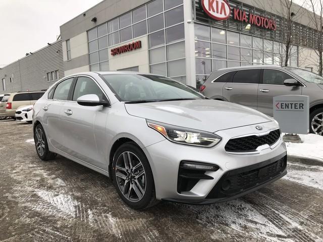 2019 Kia Forte EX Premium (Stk: 21458) in Edmonton - Image 1 of 18