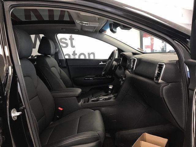 2019 Kia Sportage SX Turbo (Stk: 21474) in Edmonton - Image 10 of 20