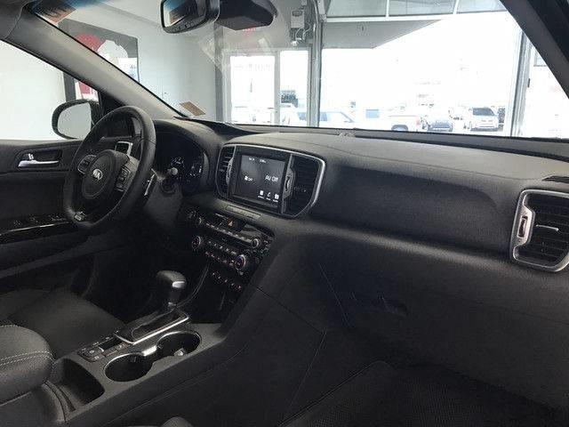 2019 Kia Sportage SX Turbo (Stk: 21474) in Edmonton - Image 11 of 20