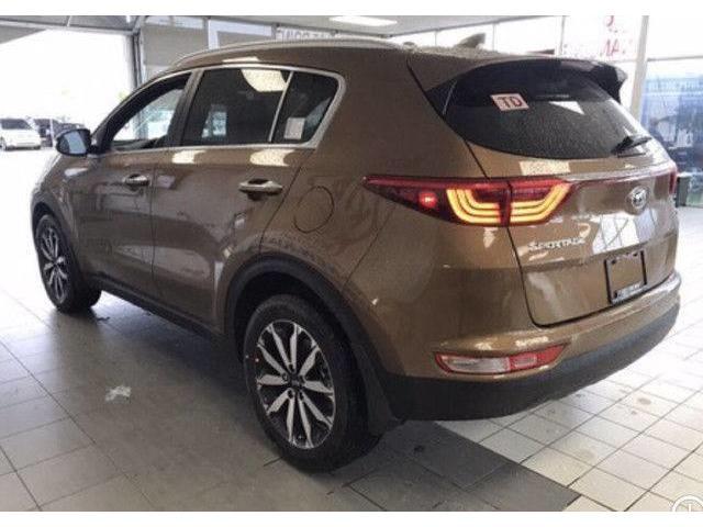 2019 Kia Sportage EX Premium (Stk: 21481) in Edmonton - Image 4 of 17