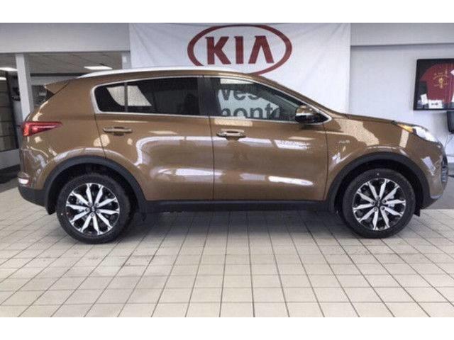 2019 Kia Sportage EX Premium (Stk: 21481) in Edmonton - Image 6 of 17