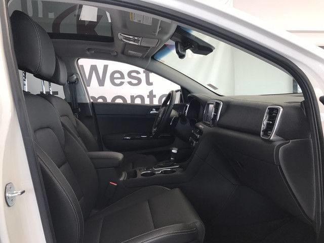 2019 Kia Sportage SX Turbo (Stk: 21511) in Edmonton - Image 8 of 17