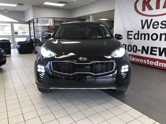 2019 Kia Sportage SX Turbo (Stk: 21512) in Edmonton - Image 2 of 25