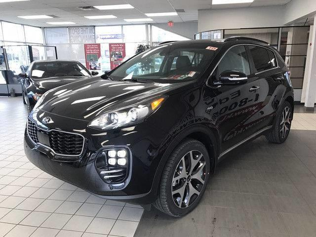 2019 Kia Sportage SX Turbo (Stk: 21512) in Edmonton - Image 3 of 25