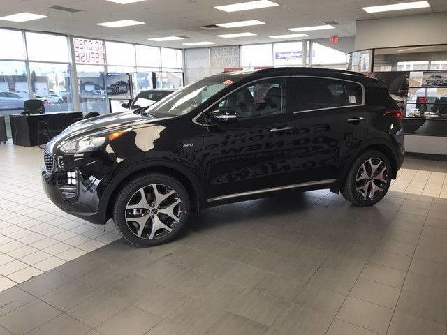 2019 Kia Sportage SX Turbo (Stk: 21512) in Edmonton - Image 4 of 25