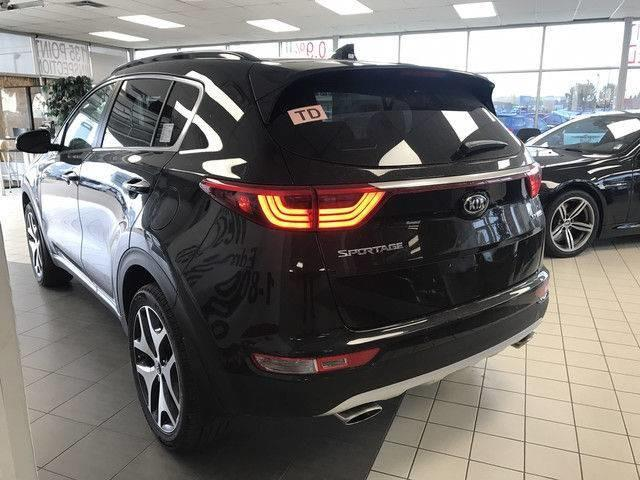 2019 Kia Sportage SX Turbo (Stk: 21512) in Edmonton - Image 5 of 25