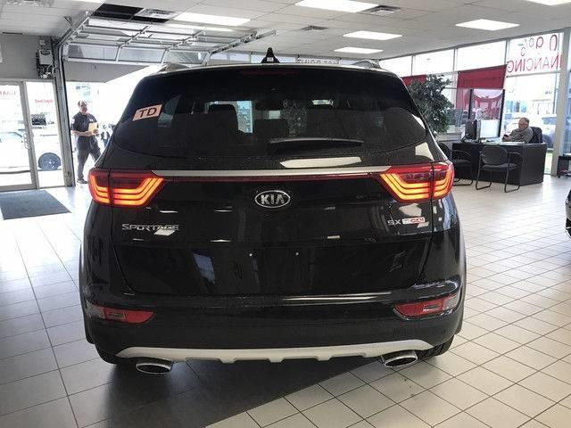 2019 Kia Sportage SX Turbo (Stk: 21512) in Edmonton - Image 6 of 25
