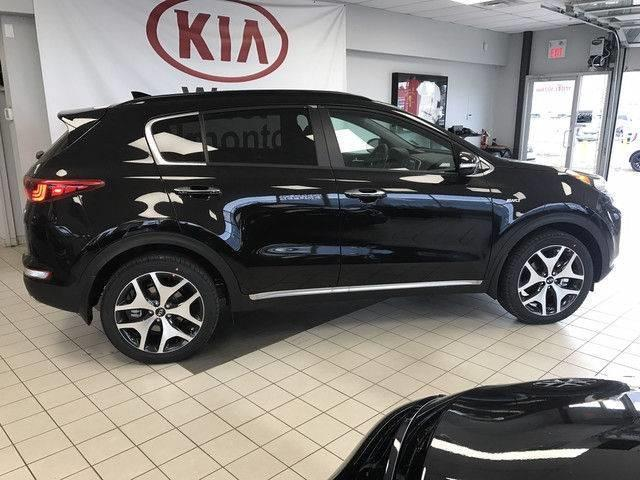 2019 Kia Sportage SX Turbo (Stk: 21512) in Edmonton - Image 8 of 25