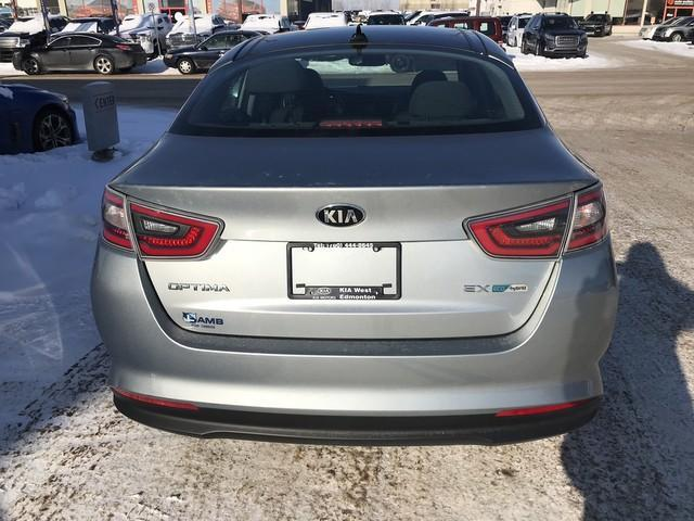 2014 Kia Optima Hybrid EX (Stk: 7275) in Edmonton - Image 5 of 20