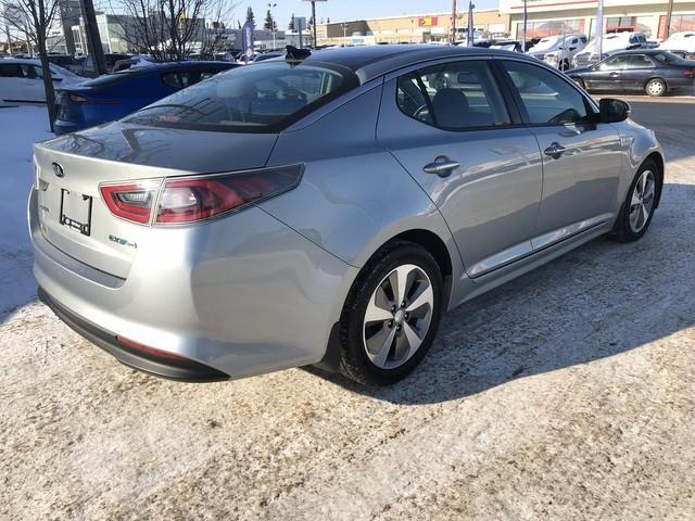 2014 Kia Optima Hybrid EX (Stk: 7275) in Edmonton - Image 6 of 20