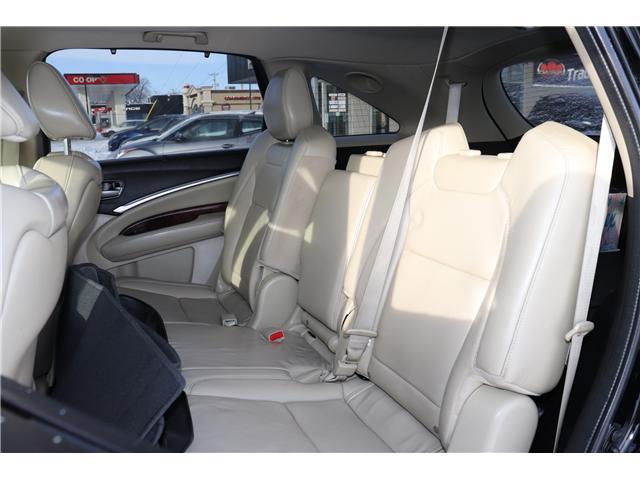 2014 Acura MDX Elite Package (Stk: P31939L) in Saskatoon - Image 24 of 27