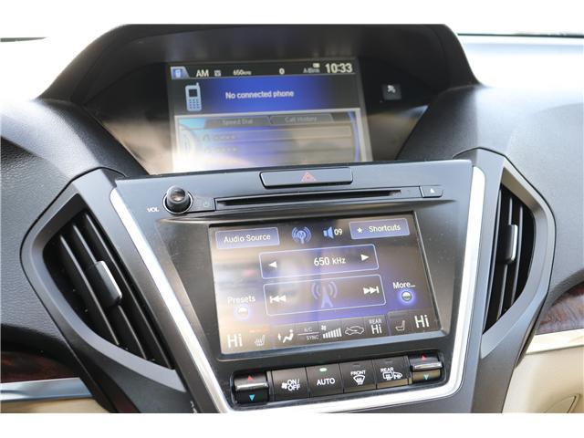 2014 Acura MDX Elite Package (Stk: P31939L) in Saskatoon - Image 19 of 27