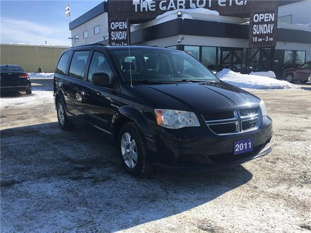 2011 Dodge Grand Caravan SE/SXT (Stk: 19026-1) in Sudbury - Image 1 of 7
