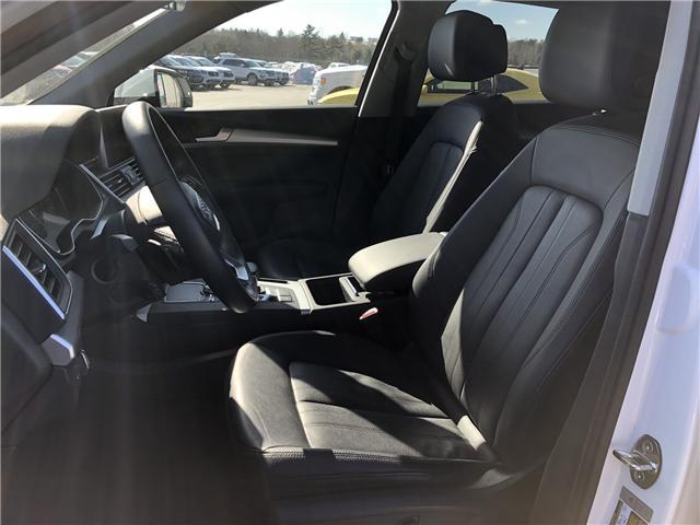 2018 Audi Q5 2.0T Komfort (Stk: 10274) in Lower Sackville - Image 11 of 21