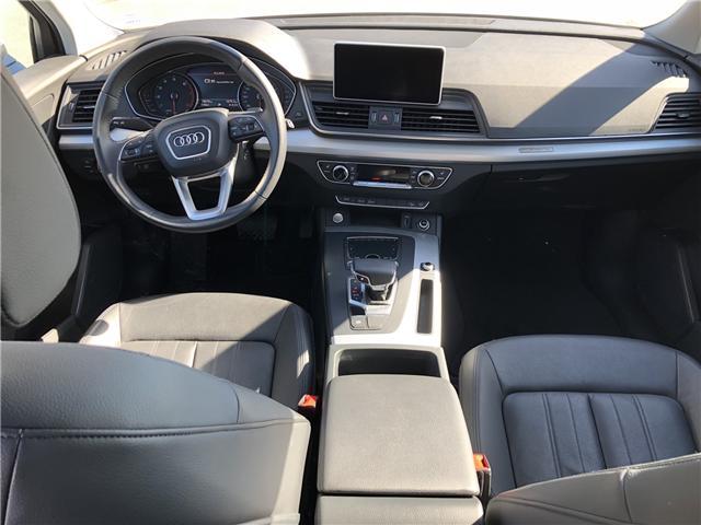 2018 Audi Q5 2.0T Komfort (Stk: 10274) in Lower Sackville - Image 10 of 21