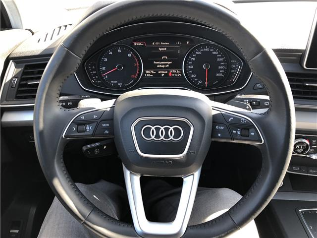 2018 Audi Q5 2.0T Komfort (Stk: 10274) in Lower Sackville - Image 14 of 21