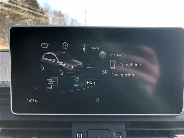 2018 Audi Q5 2.0T Komfort (Stk: 10274) in Lower Sackville - Image 17 of 21