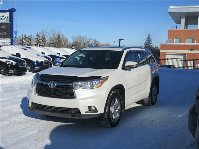 2014 Toyota Highlander Limited (Stk: 8554) in Okotoks - Image 20 of 25
