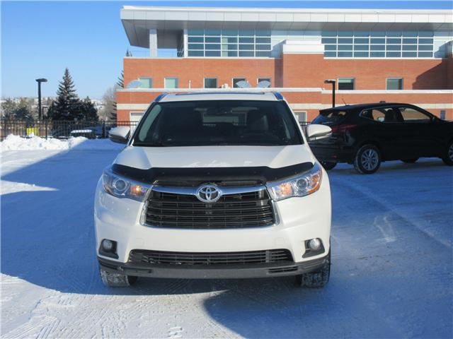 2014 Toyota Highlander Limited (Stk: 8554) in Okotoks - Image 21 of 25