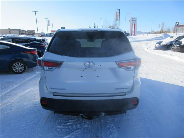 2014 Toyota Highlander Limited (Stk: 8554) in Okotoks - Image 24 of 25