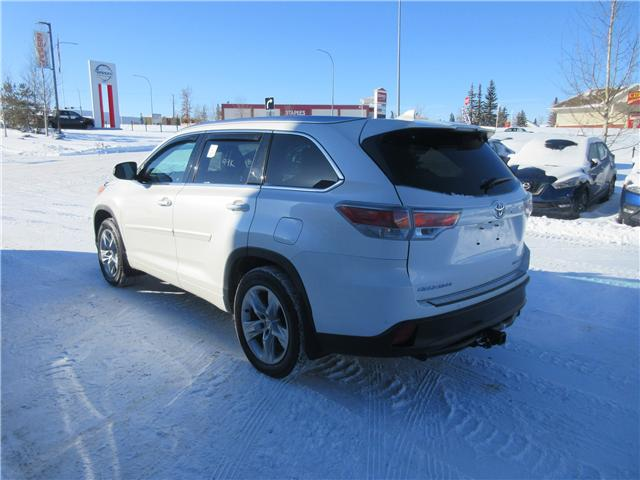 2014 Toyota Highlander Limited (Stk: 8554) in Okotoks - Image 25 of 25