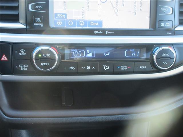 2014 Toyota Highlander Limited (Stk: 8554) in Okotoks - Image 9 of 25