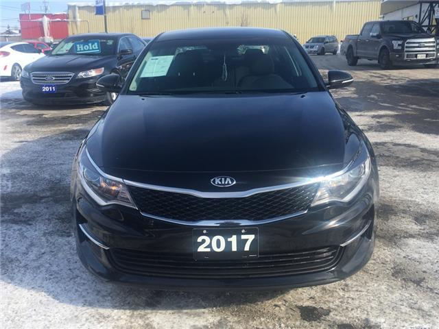 2017 Kia Optima LX (Stk: 18333) in Sudbury - Image 2 of 12