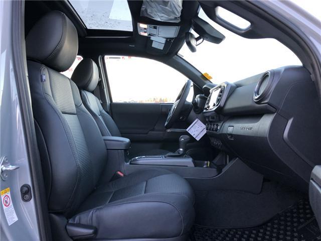 2019 Toyota Tacoma SR5 V6 (Stk: 190084) in Cochrane - Image 9 of 20