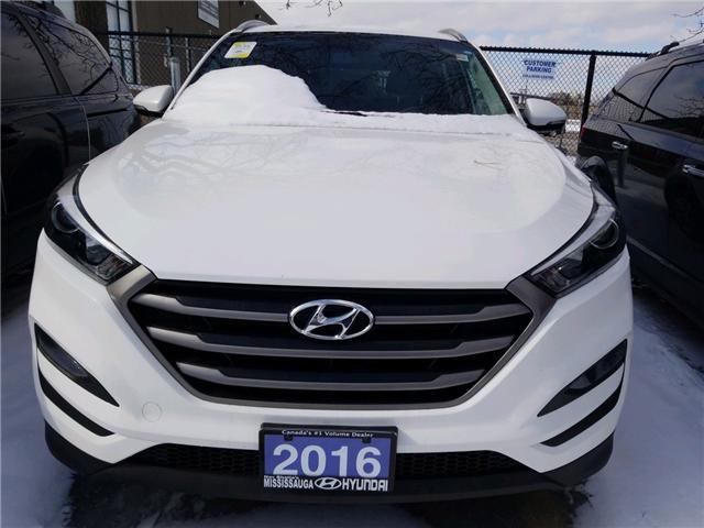 2016 Hyundai Tucson Premium (Stk: op10156) in Mississauga - Image 1 of 17