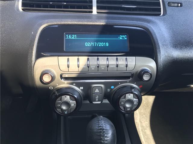 2010 Chevrolet Camaro LT (Stk: 19159) in Chatham - Image 12 of 17
