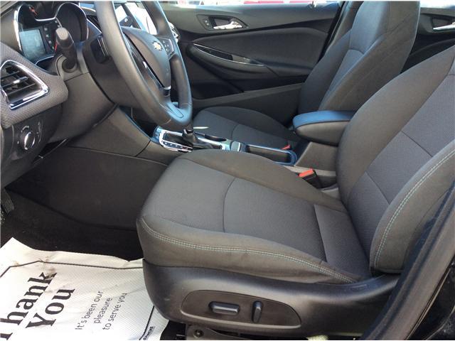 2018 Chevrolet Cruze LT Auto (Stk: 190124) in Richmond - Image 8 of 22