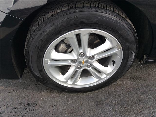 2018 Chevrolet Cruze LT Auto (Stk: 190124) in Richmond - Image 22 of 22