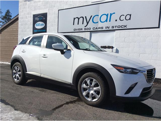 2016 Mazda CX-3 GX (Stk: 190120) in Richmond - Image 1 of 20