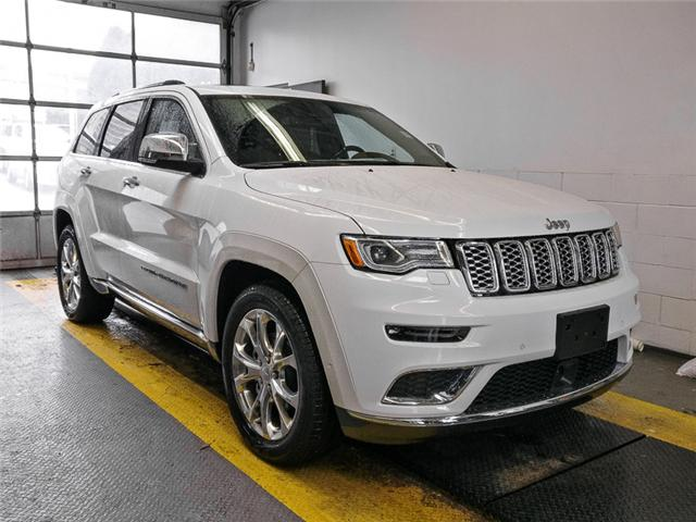 2019 Jeep Grand Cherokee Summit (Stk: G347580) in Burnaby - Image 2 of 12