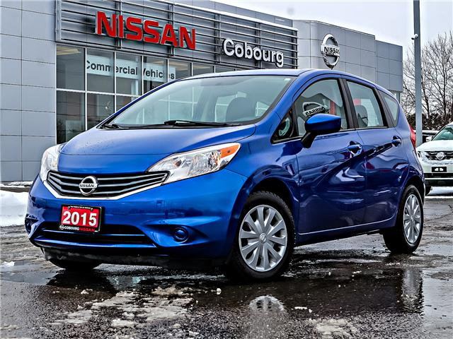 2015 Nissan Versa Note 1.6 SV (Stk: FL425630) in Cobourg - Image 1 of 25