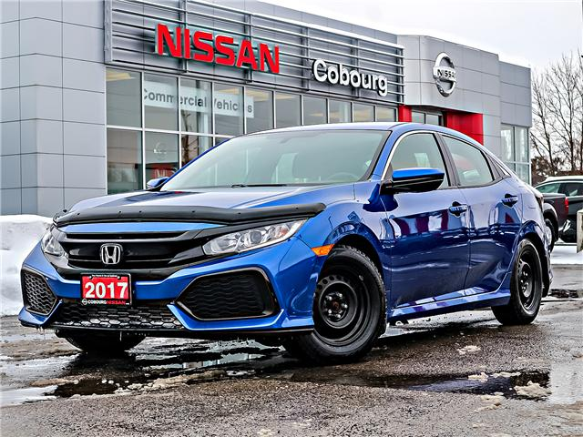 2017 Honda Civic LX (Stk: HW126817A) in Cobourg - Image 1 of 22