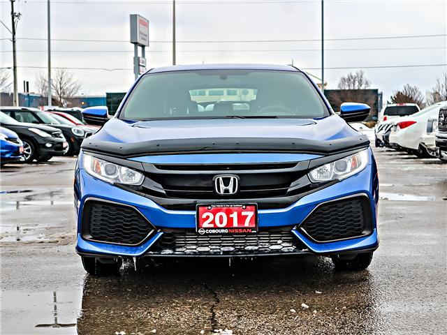 2017 Honda Civic LX (Stk: HW126817A) in Cobourg - Image 9 of 22