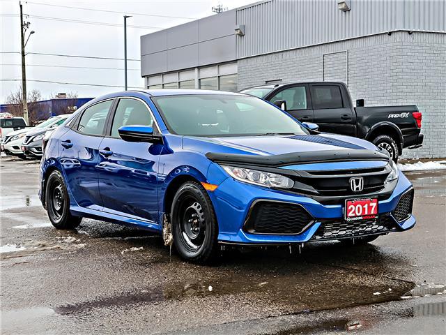 2017 Honda Civic LX (Stk: HW126817A) in Cobourg - Image 8 of 22
