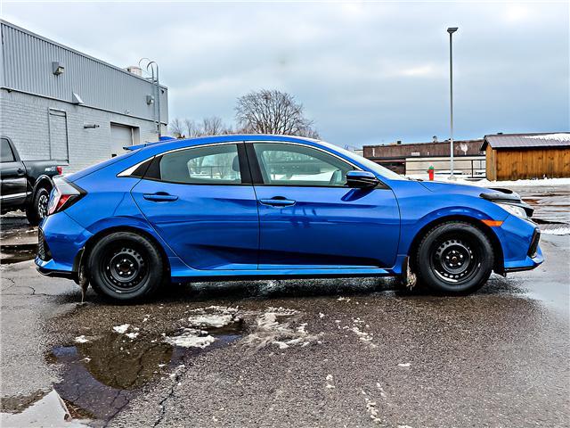 2017 Honda Civic LX (Stk: HW126817A) in Cobourg - Image 7 of 22