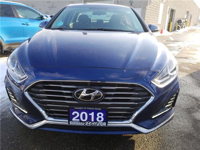 2018 Hyundai Sonata GL (Stk: op10090) in Mississauga - Image 2 of 15