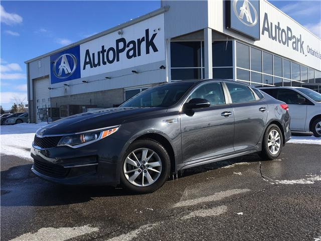 2018 Kia Optima LX (Stk: 18-81025RJB) in Barrie - Image 1 of 22