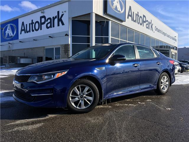 2018 Kia Optima LX (Stk: 18-81594RJB) in Barrie - Image 1 of 24