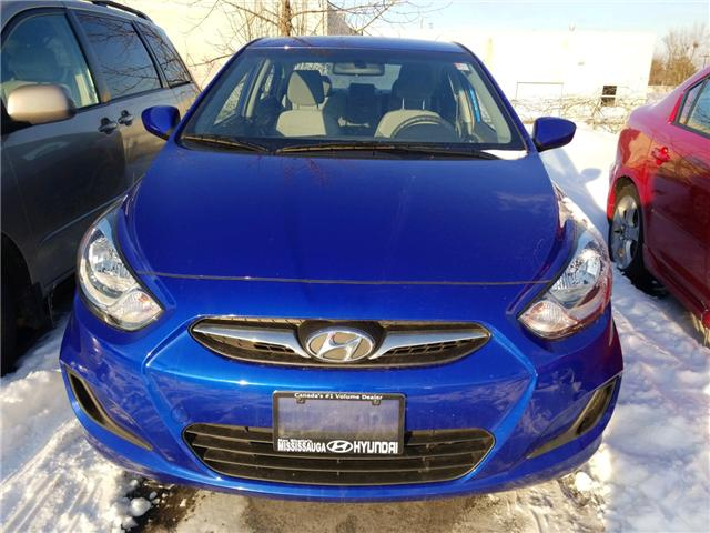 2014 Hyundai Accent GL (Stk: op10161) in Mississauga - Image 2 of 8