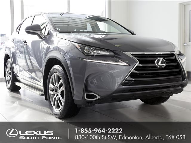 2015 Lexus NX 200t Base (Stk: LUB18633) in Edmonton - Image 1 of 20