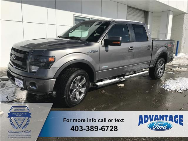 2013 Ford F-150 FX4 (Stk: K-516A) in Calgary - Image 1 of 17