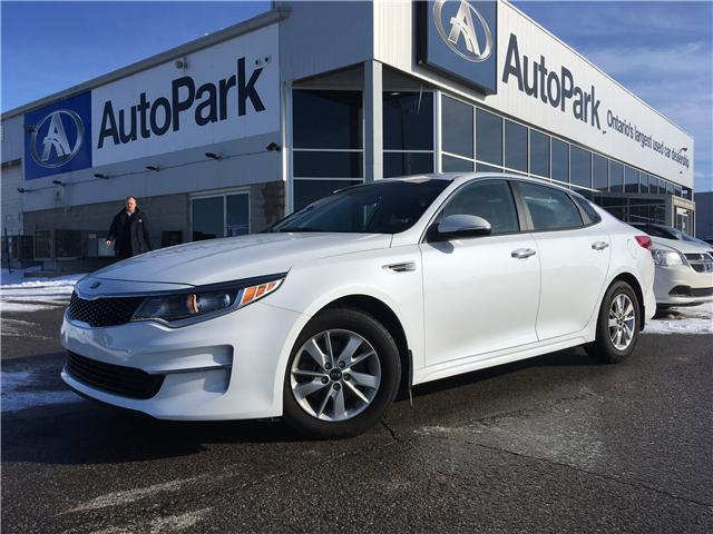 2018 Kia Optima LX (Stk: 18-80569RJB) in Barrie - Image 1 of 24