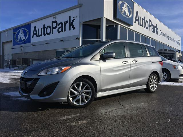 2017 Mazda Mazda5 GT (Stk: 17-93468RJB) in Barrie - Image 1 of 27