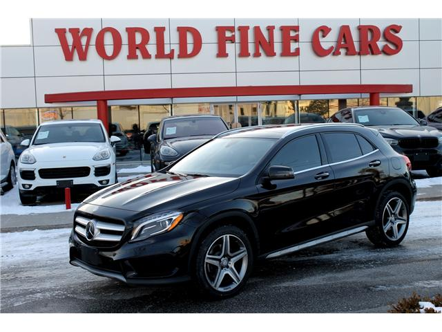 2017 Mercedes-Benz GLA 250  (Stk: 16670) in Toronto - Image 1 of 28